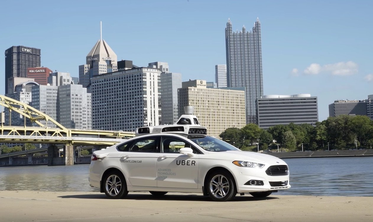 Self-Driving Ubers Just Hit the Streets in Pittsburgh