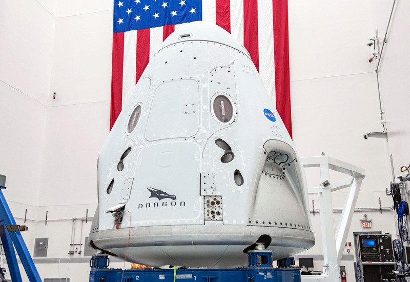 SpaceX to launch astronauts — and a new era of private human spaceflight